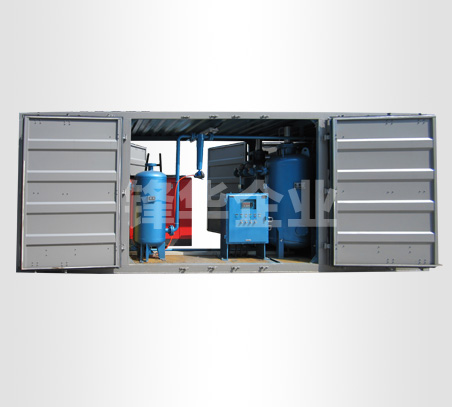 石(shi)油天然氣行業di)ㄓyong)制氮機