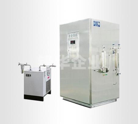 制藥行業di)ㄓyong)空分制氮機