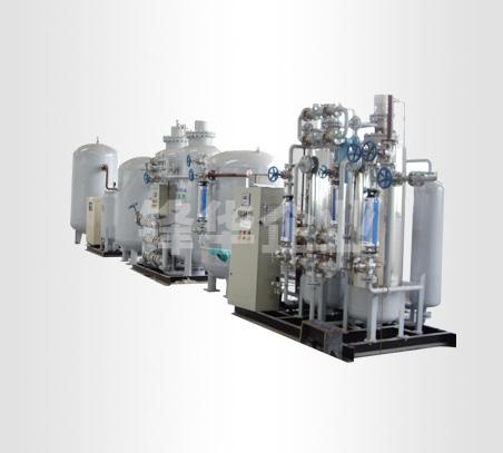 冶金行業di)ㄓyong)制氮機